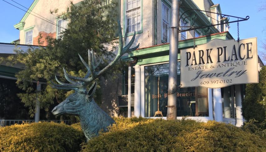 Park Place Antique Jewelry